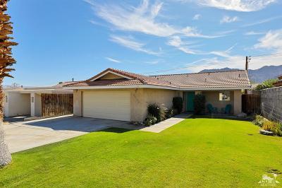 La Quinta Single Family Home For Sale: 54140 Avenida Rubio