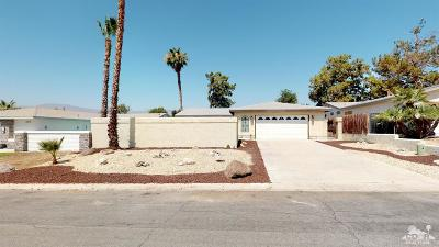 Palm Desert Single Family Home For Sale: 42290 Tennessee Avenue