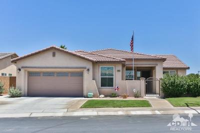 Indio Single Family Home For Sale: 44482 Avenida Suarez