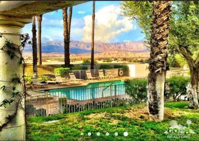 Palm Desert Condo/Townhouse For Sale: 440 Evergreen Pear