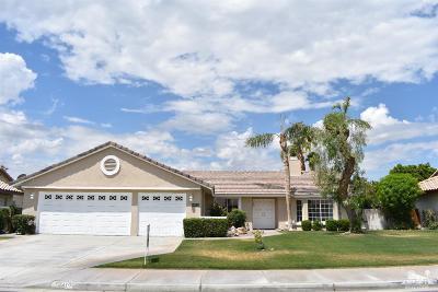 La Quinta Single Family Home For Sale: 44125 Calico Circle