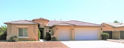 Indio Single Family Home For Sale: 83155 Singing Hills Drive