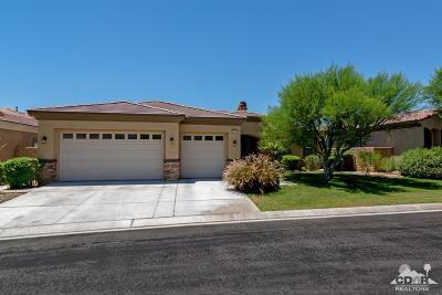 Indio Single Family Home For Sale: 84691 Veliero Court