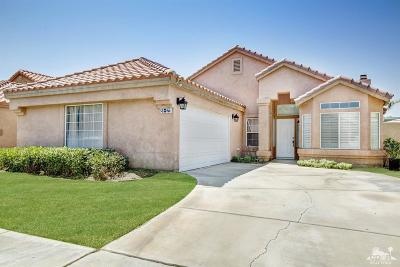 Indio Single Family Home For Sale: 81171 Pecos Place