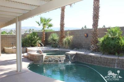 Indio Single Family Home For Sale: 40840 Aetna Springs Street