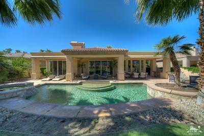 La Quinta Single Family Home For Sale: 80965 Bellerive