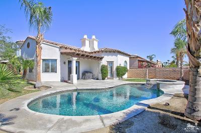 La Quinta Single Family Home For Sale: 57654 Santa Rosa Trail