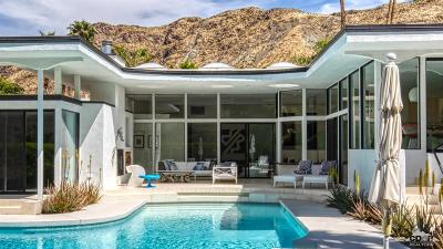 Palm Springs Single Family Home For Sale: 1444 E Murray Canyon Drive