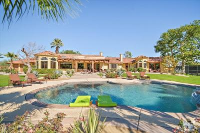 La Quinta Single Family Home Contingent: 80961 Vista Del Mar