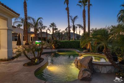 La Quinta Single Family Home For Sale: 80660 Weiskopf