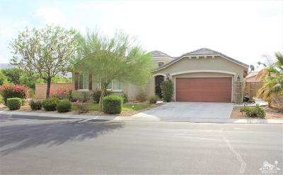 Indio Single Family Home For Sale: 37808 Huddersfield Street