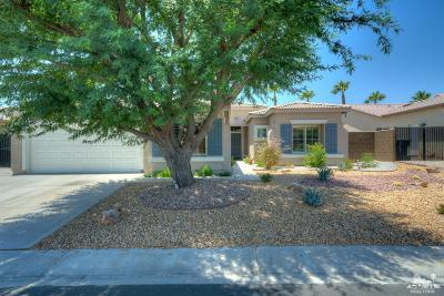 Indio Single Family Home Contingent: 40641 Bear Creek Street
