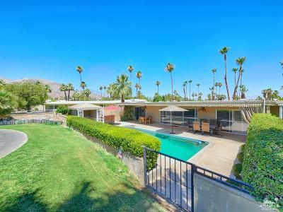 Palm Desert Single Family Home For Sale: 73375 Ironwood Street