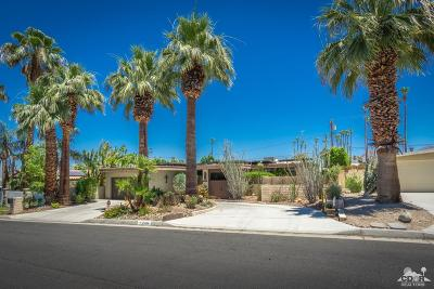 Palm Desert Single Family Home For Sale: 45864 W Shadow Mountain Dr Drive