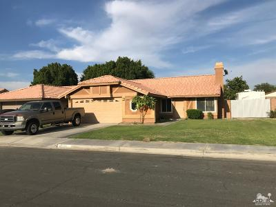 Indio Single Family Home For Sale: 45888 Colgate Court