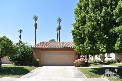 Rancho Mirage Condo/Townhouse Contingent: 17 Seville Drive