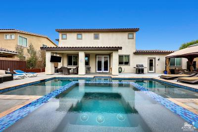Indio Single Family Home Contingent: 83328 Wagon Road