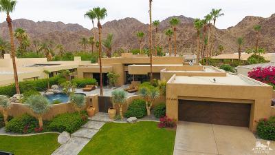 La Quinta Single Family Home For Sale: 77440 Vista Rosa