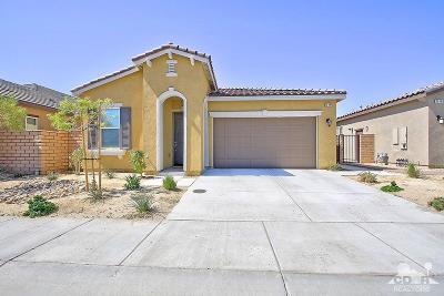 Indio Single Family Home For Sale: 85499 Adria Drive