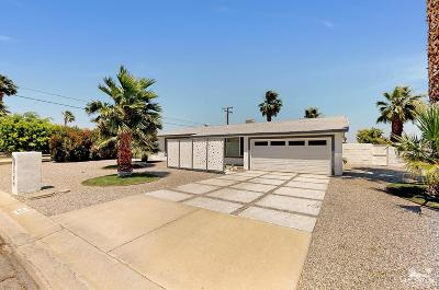Palm Springs Single Family Home For Sale: 2210 N San Gorgonio Road