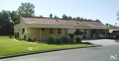 Palm Desert Condo/Townhouse Contingent: 40211 Baltusrol Circle Circle