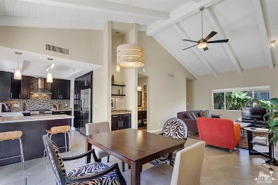 Palm Springs Condo/Townhouse For Sale: 260 S Patencio Road #1