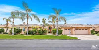 Rancho Mirage Single Family Home For Sale: 14 Varsity Circle