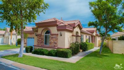 Indio Single Family Home Contingent: 82634 Odlum Drive