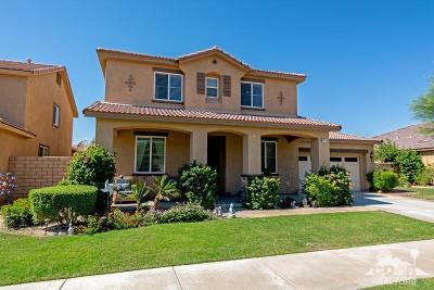 Indio Single Family Home For Sale: 84553 Anchora Way