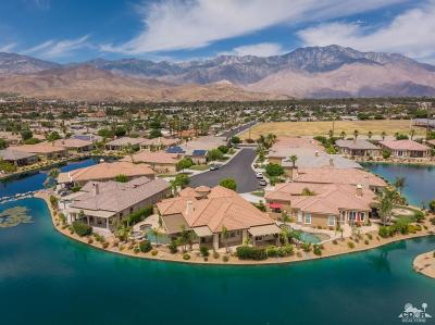 Rancho Mirage Single Family Home For Sale: 13 Lake Geneva Court