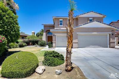 Indio Single Family Home Contingent: 80194 Montgomery Drive