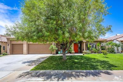 La Quinta Single Family Home For Sale: 44875 Calle Placido