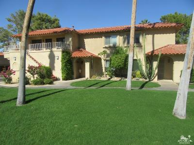 Palm Desert Condo/Townhouse Sold: 72957 Arthur Ashe Lane