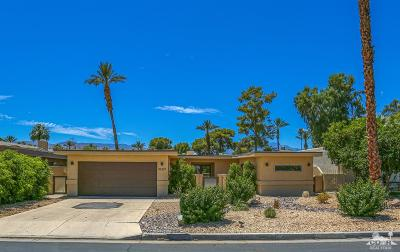 Indian Wells Single Family Home For Sale: 45337 Club Drive