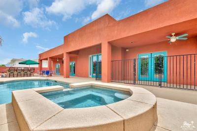 Palm Springs Single Family Home For Sale: 2890 N Bahada Road