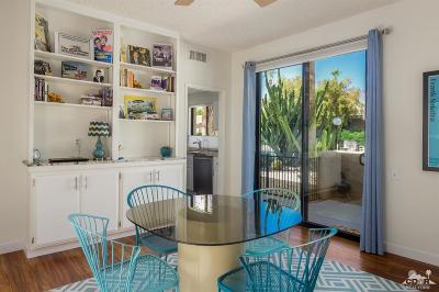 Palm Springs Condo/Townhouse Contingent: 2351 S Birdie Way #d Way