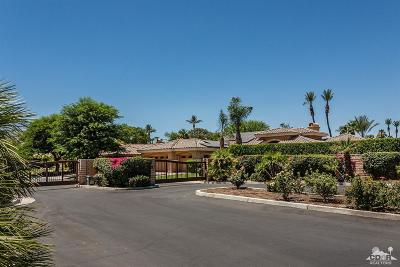 Rancho Mirage Single Family Home For Sale: 1 Varsity Circle