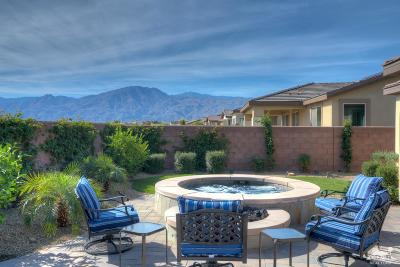 Indio Single Family Home Contingent: 82853 Spirit Mountain Drive