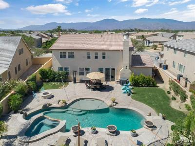 Indio Single Family Home Contingent: 80210 Montgomery Drive