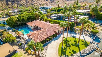 Palm Springs Single Family Home For Sale: 1033 W Chino Canyon Road