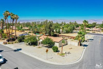 Palm Desert Single Family Home Contingent: 44650 San Onofre Avenue