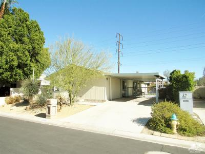 Palm Desert Greens Mobile Home For Sale: 39440 Desert Greens East Drive