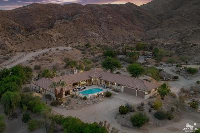 Palm Desert Single Family Home Contingent: 45835 Tierra Del Oro
