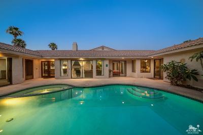 La Quinta Single Family Home For Sale: 52295 Avenida Vallejo