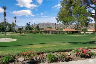Rancho Mirage Condo/Townhouse Contingent: 11 La Ronda Drive