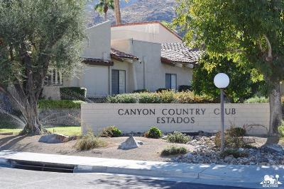 Palm Springs Condo/Townhouse For Sale: 2160 S Palm Canyon Drive #8