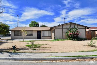 Indio Single Family Home For Sale: 82336 Mountain View Ave Avenue