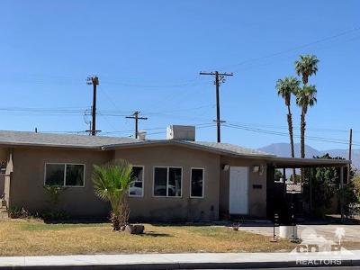 Indio Single Family Home For Sale: 82561 Mountian View Ave Avenue