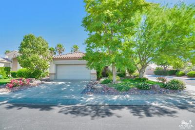 Palm Desert Single Family Home Sold: 78804 Stansbury Court