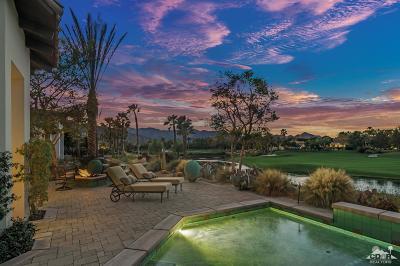 La Quinta Single Family Home For Sale: 80330 Via Capri